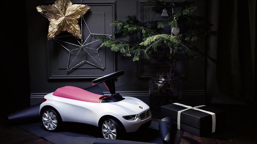 BMW gifts this Christmas at Cooper BMW