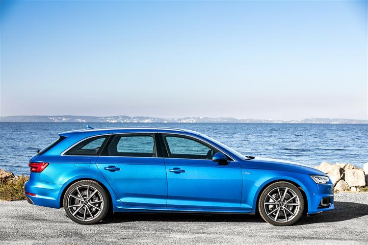 Inchcape Audi  A4 Avant