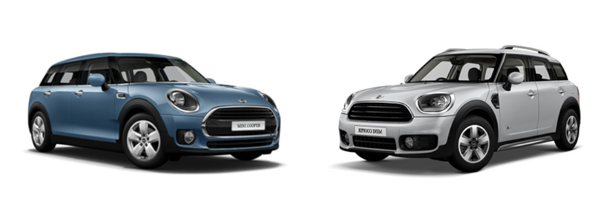 countryman vs clubman