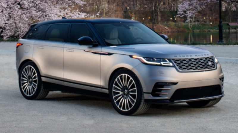 2020 Land Rover Range Rover Evoque: Everything You Need to Know ... | 450x800