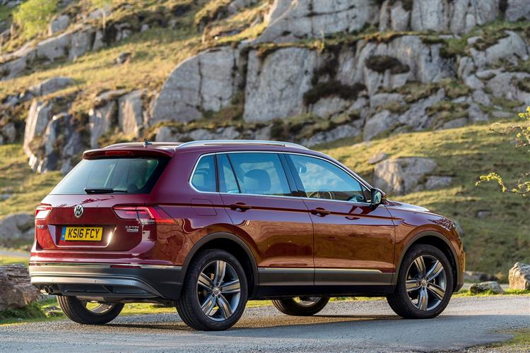 New Volkswagen Tiguan Cars for sale | Inchcape