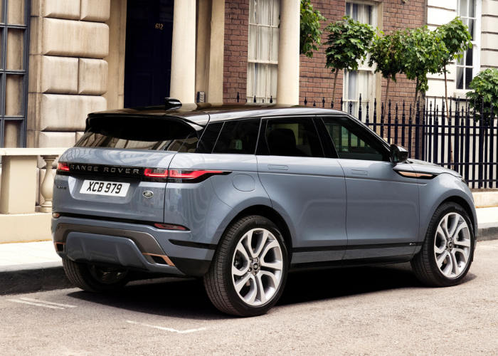 Inchcape Land Rover | Range Rover Evoque