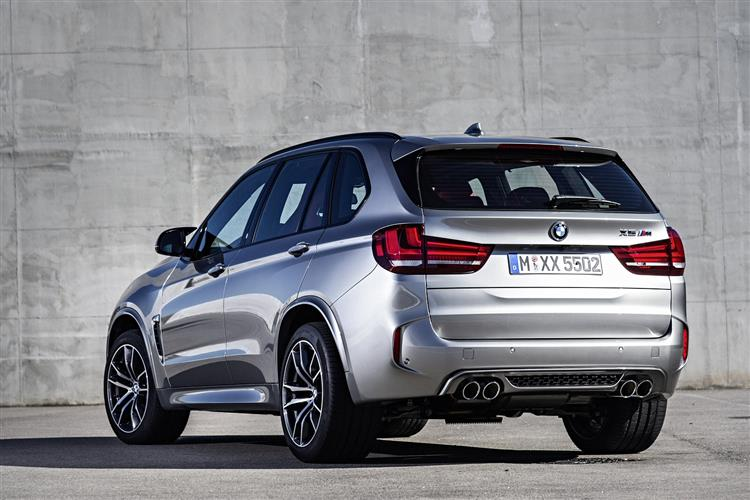 Inchcape BMW X5m