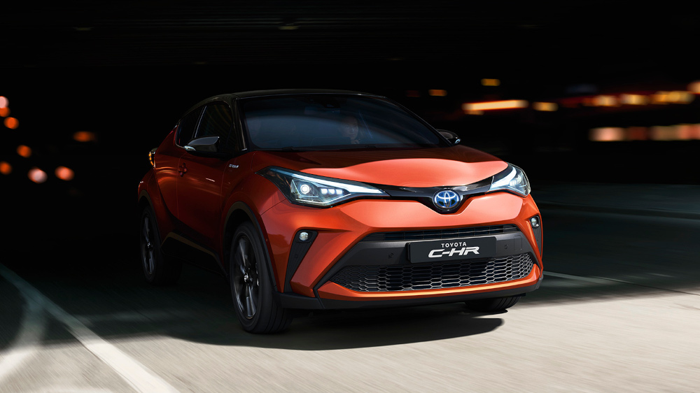 Orange Edition C-HR