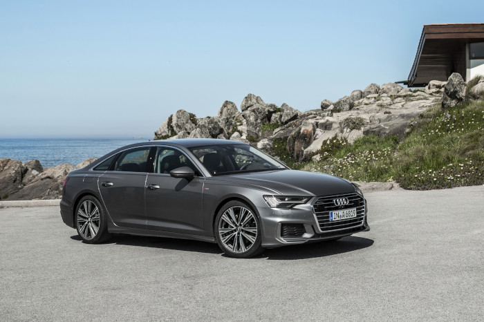 Audi A6 Range with Audi Inchcape