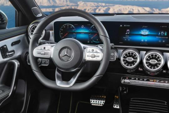 Inchcape Mercedes Benz | New A Class