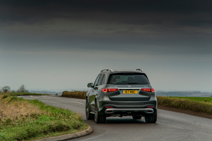 Mercedes-Benz GLS Range with Inchcape