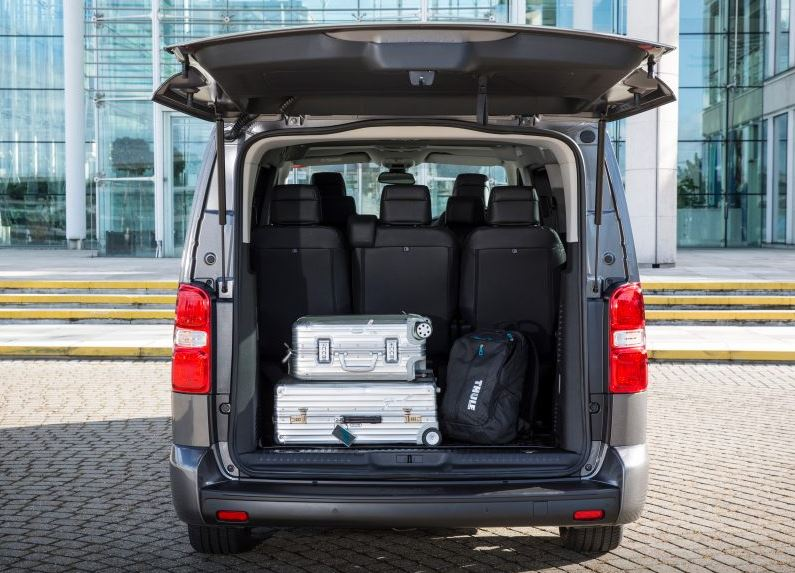 Inchcape Toyota Proace Verso