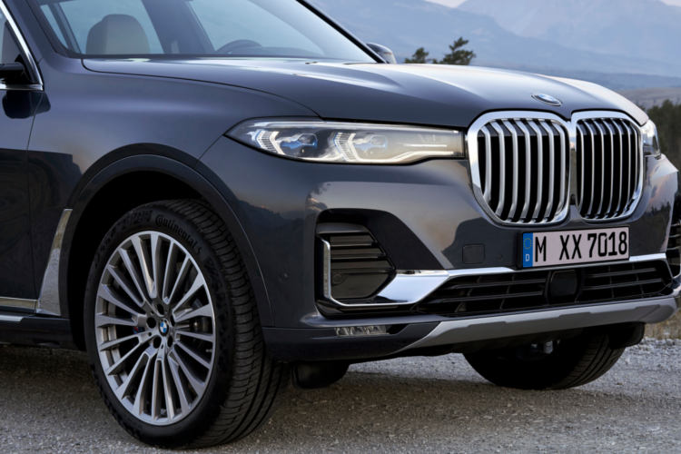 Inchcape Cooper BMW | BMW X7