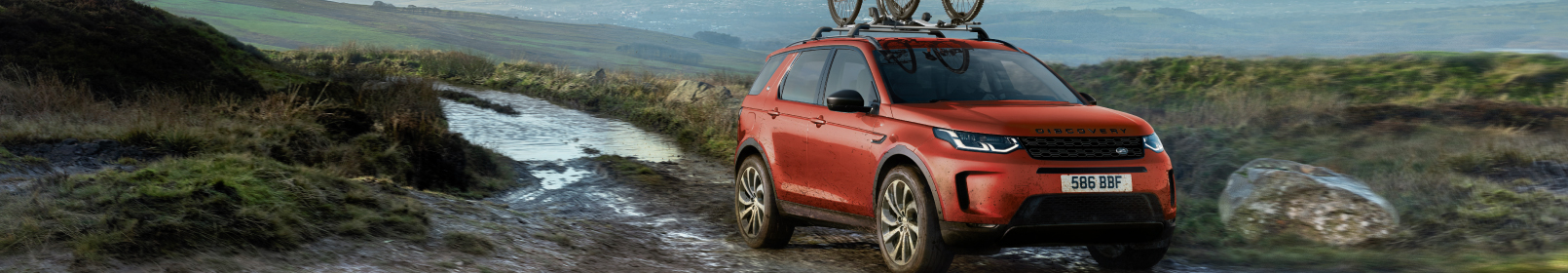 Land Rover September Sales Event
