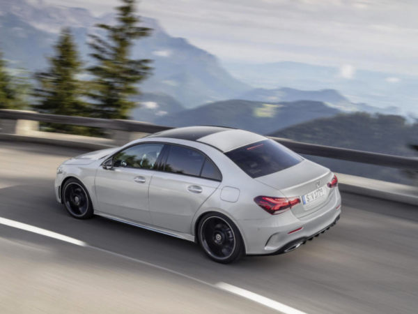 Inchcape Mercedes-Benz | A Class Saloon