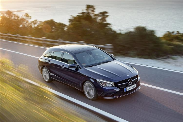 Mercedes CLA Class Shooting Brake
