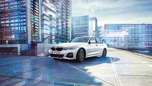 BMW New Car Offer at Inchcape