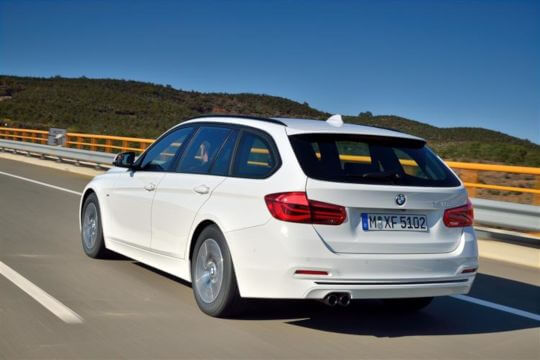 New BMW 3 Series Touring Cars for sale | Cooper BMW part of