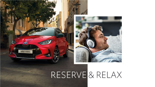 Toyota Relax and Reserve