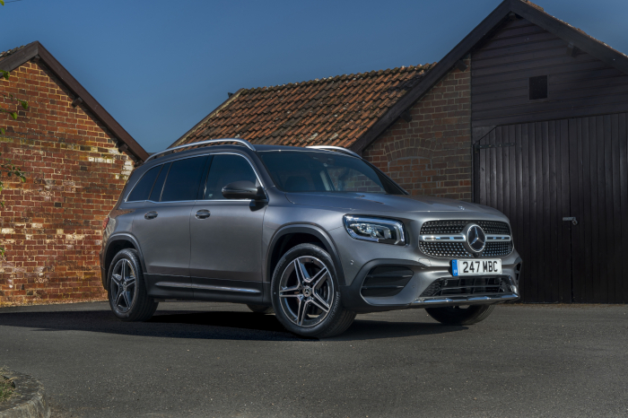 Mercedes-Benz GLB with Inchcape