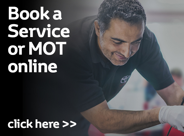 Book your Service or MOT Online