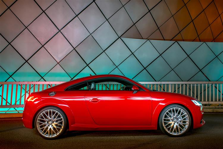 Inchcape Audi - TT