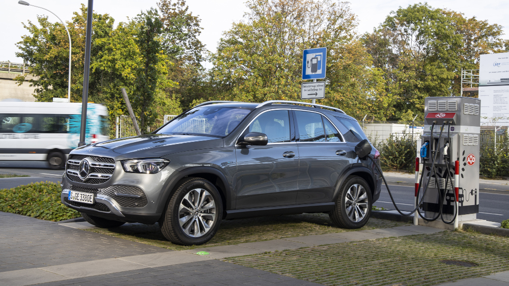 Mercedes-Benz GLE Range with Inchcape