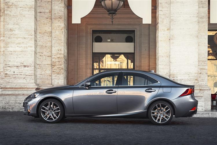 New Lexus IS Cars for sale | Inchcape