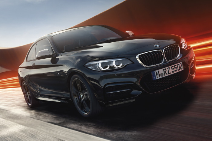 BMW 2 Series at Cooper BMW Inchcape