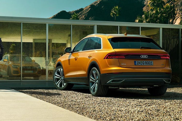 Inchcape Audi | Q8