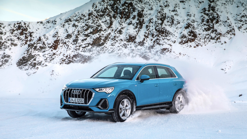 Audi Q3 at Inchcape