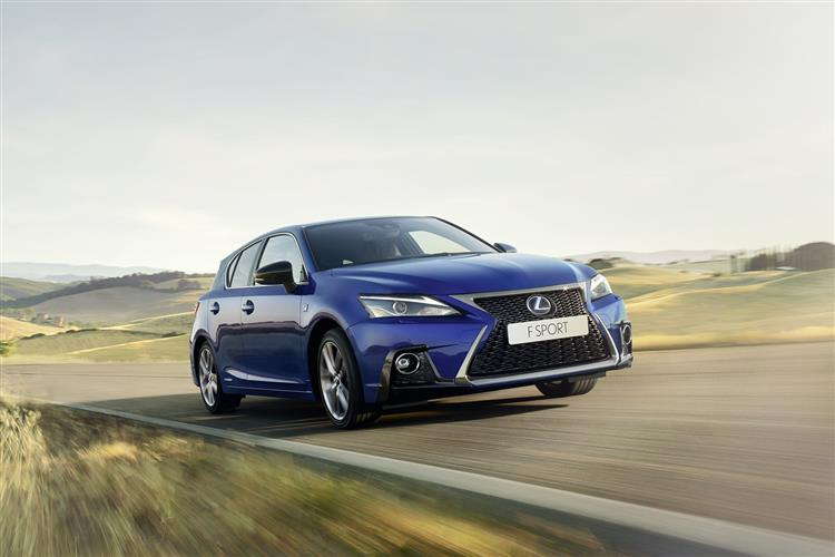 New Lexus CT Cars for sale | Inchcape