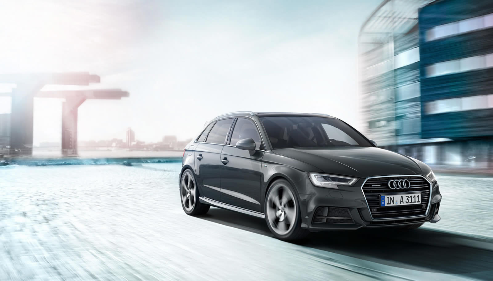 Inchcape Audi A3