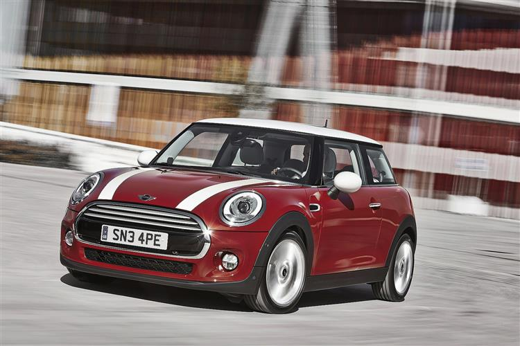 Mini hatch 3 door