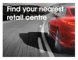 Find your nearest retail centre